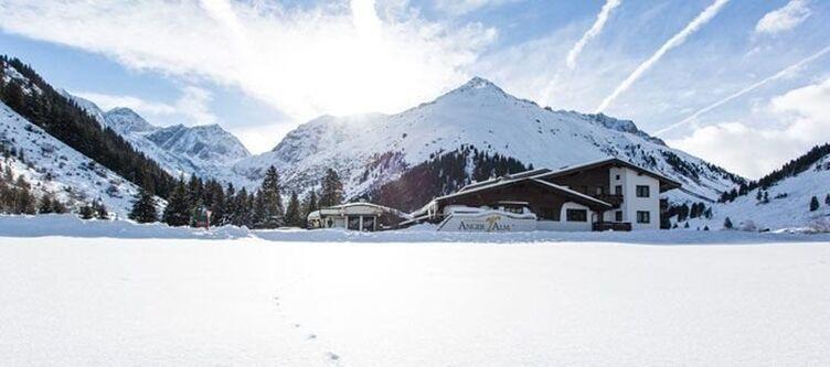 Angeralm Hotel Winter2