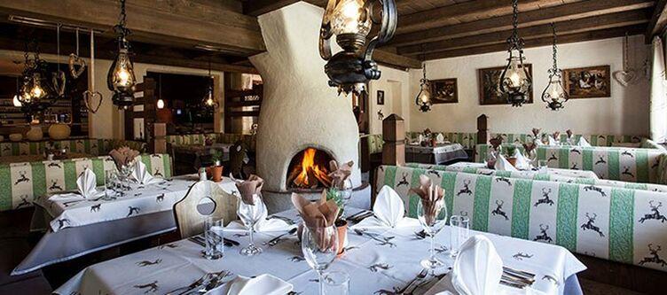 Angeralm Restaurant Kamin