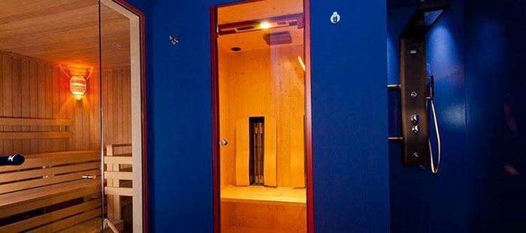 Ansitz Wellness Sauna