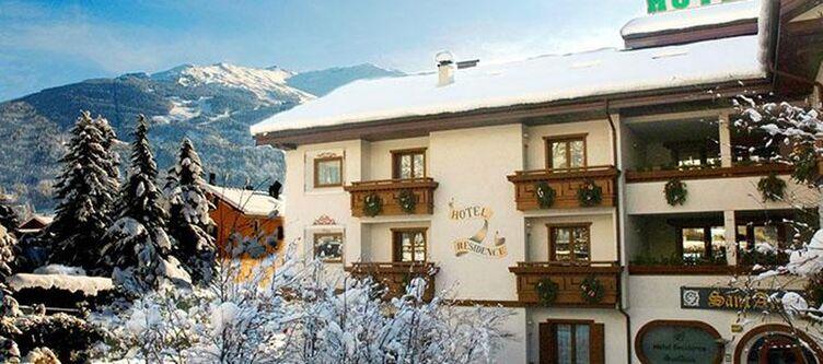 Anton Hotel Winter