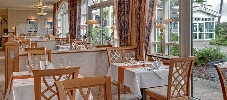 Aquamarin Restaurant Bernstein