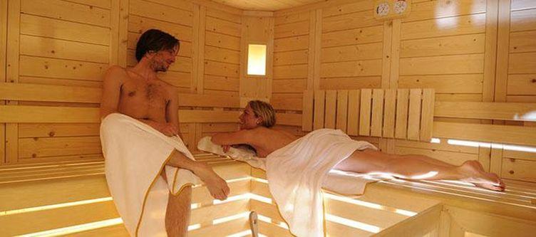 Arnika Wellness Sauna Paar