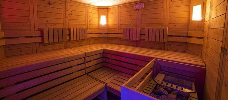 Arnika Wellness Sauna