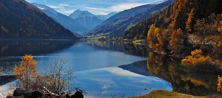 Arosea Umgebung See