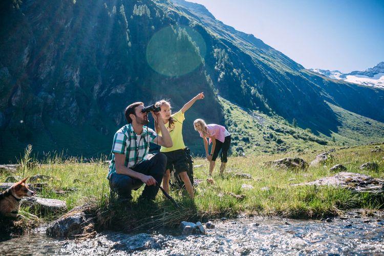Atemberaubende Aussichten Ferienregion Nationalpark Hohe Tauern