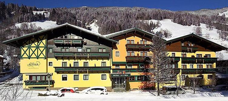 Austria Hotel Winter