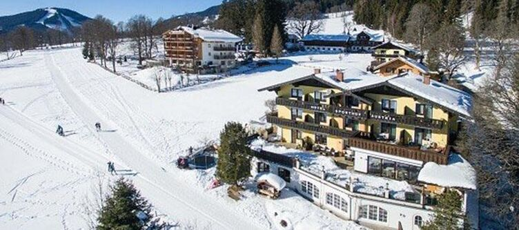 Austria Hotel Winter2