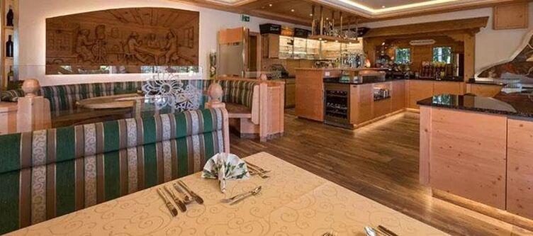 Austria Restaurant Buffet