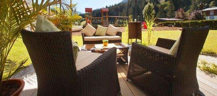 Austria Terrasse Lounge