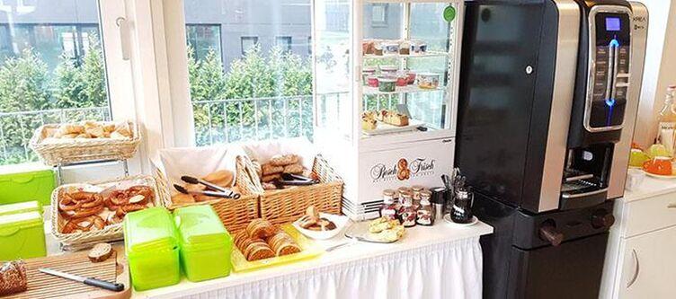 Aviva Fruehstuecksbuffet