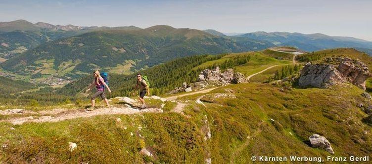 Bad Kleinkirchheim Alpe Adria Trail Nockberge 1