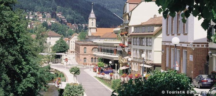 Bad Wildbad Stadtansicht