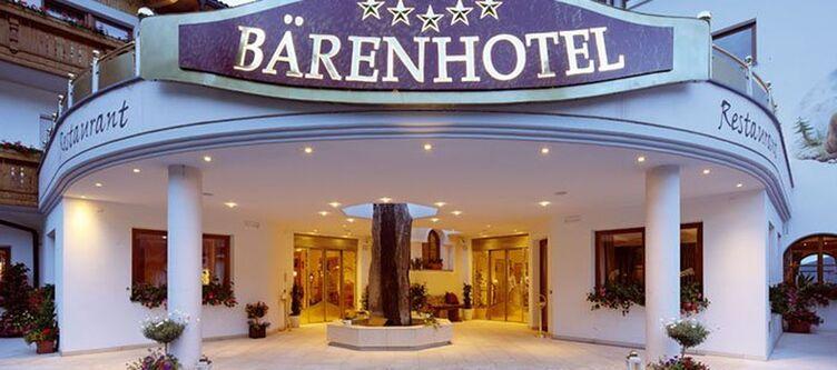 Baerenhotel Eingang