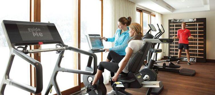 Baerenhotel Fitness