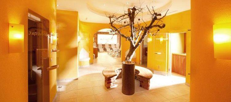 Ballonhotel Apfelblueten Spa