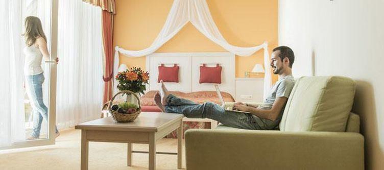 Ballonhotel Zimmer Romantik Mit Paar