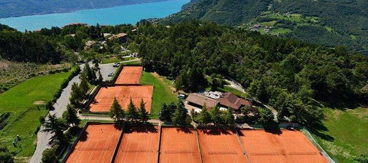 Balze Tennisplatz