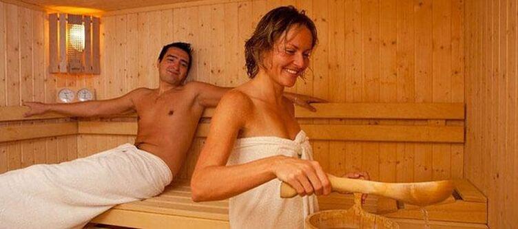 Balze Wellness Sauna
