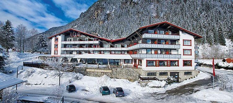 Bavaria Hotel Winter