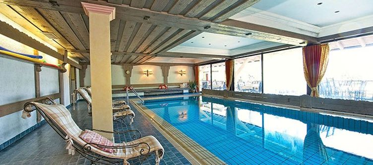 Bavaria Wellness Hallenbad