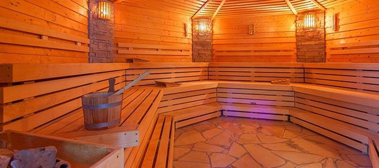 Bavaria Wellness Sauna