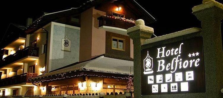 Belfiore Hotel Winter