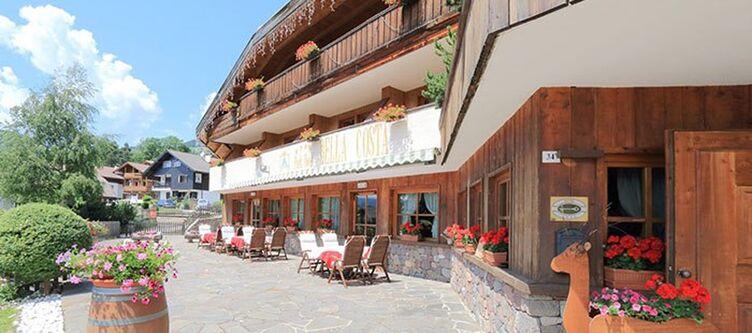 Bellacosta Terrasse
