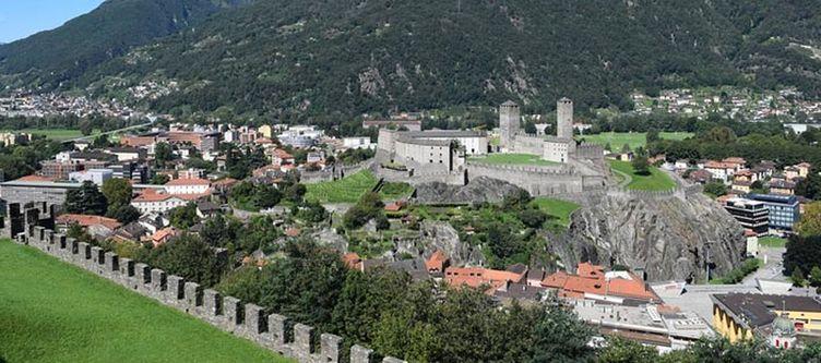 Bellinzonasud Burgen