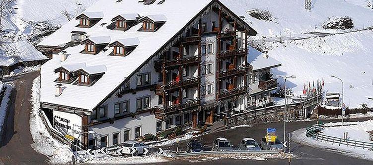 Belvedere Hotel Winter
