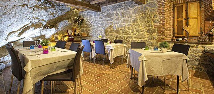 Belvedere Restaurant Gewoelbe