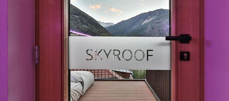 Belvenu Skyroof Terrasse