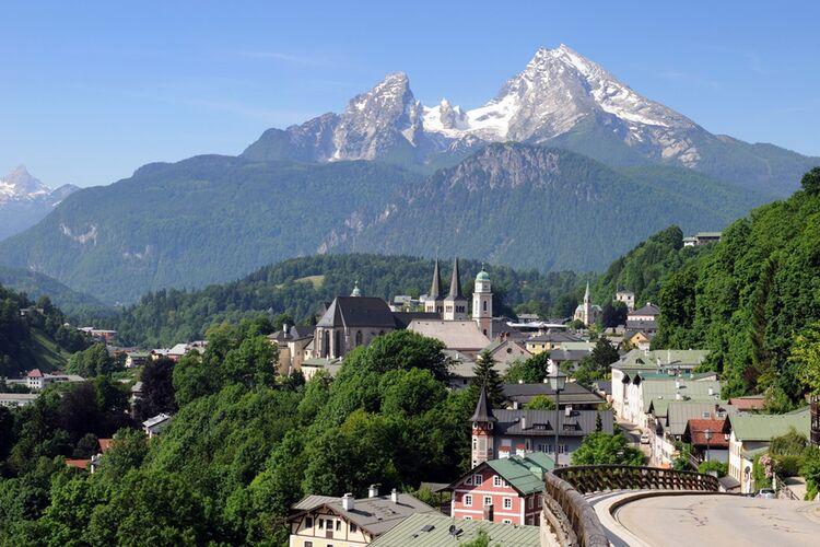 Berchtesgaden Mit Watzmann 1600x1200