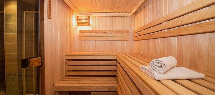 Berghof Wellness Sauna