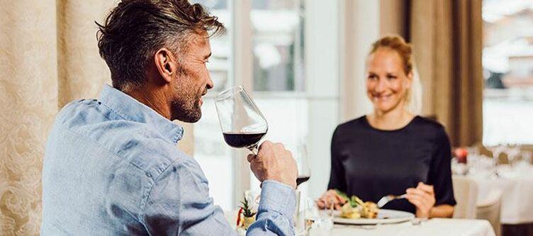 Bergkoenig Restaurant Dinner