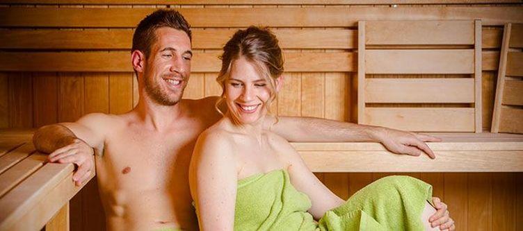 Bergkristall Wellness Sauna
