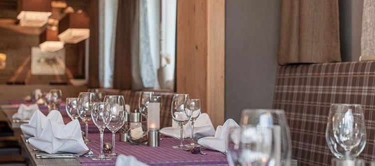 Bergwelt Restaurant Gedeck2