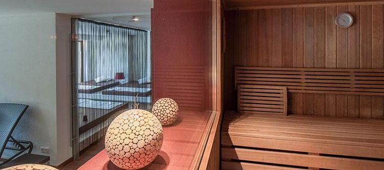 Bergwelt Wellness Sauna