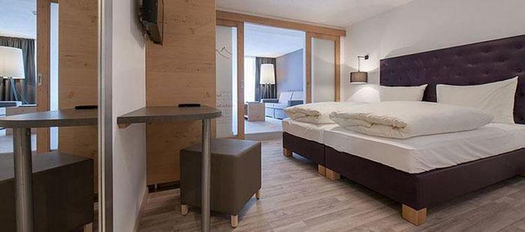 Bergwelt Zimmer Suite Sunneseita3