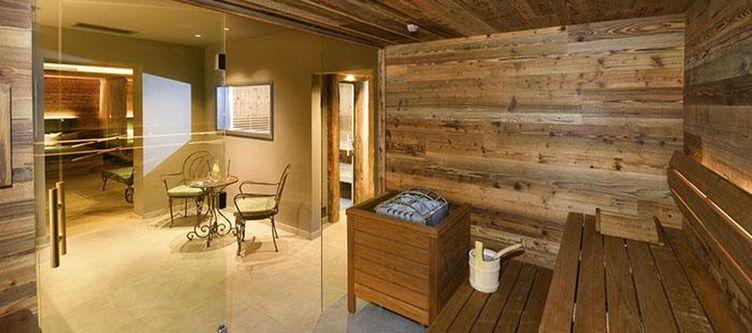 Bergzeit Wellness Sauna