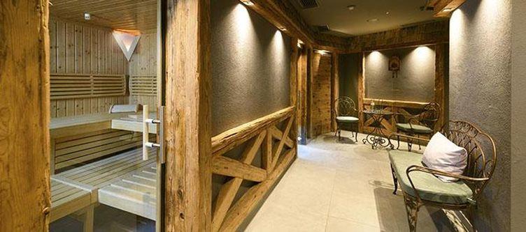 Bergzeit Wellness Sauna2