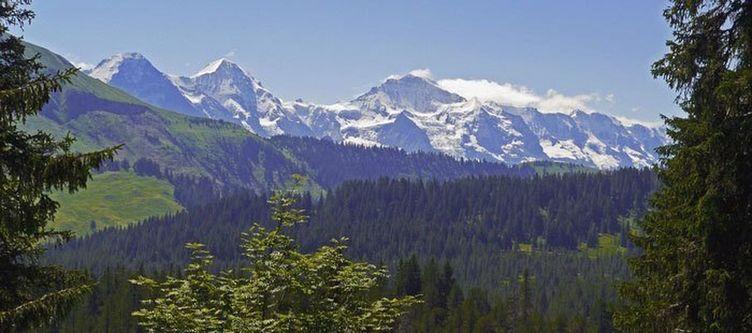 Berner Oberland Eiger Moench Jungfrau 1