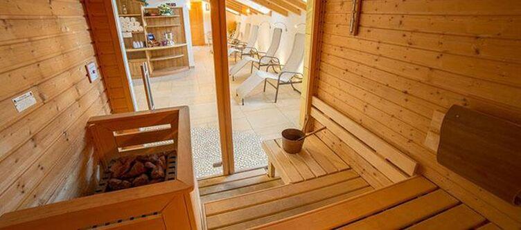 Bertoldi Wellness Sauna