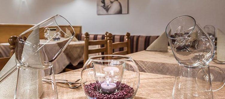 Bianco Restaurant Gedeck