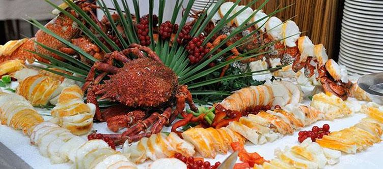 Bibionepalace Kulinarik Meeresfruechte