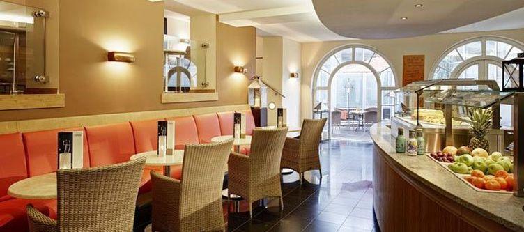 Binshof Restaurant Vitalbistro