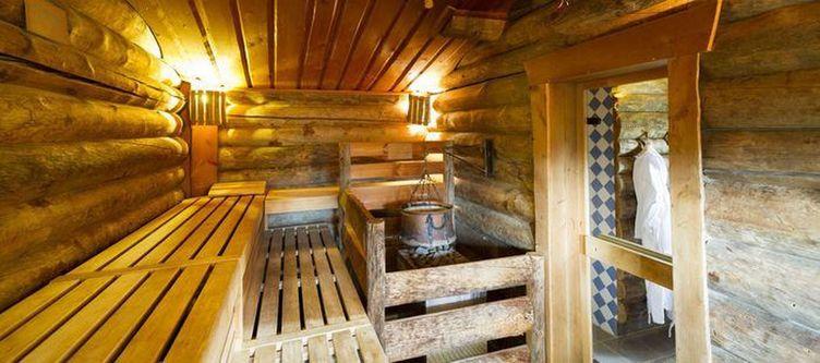 Binshof Wellness Sauna