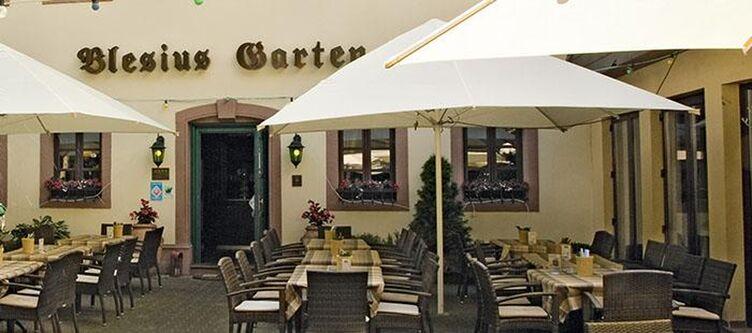 Blesius Gastgarten
