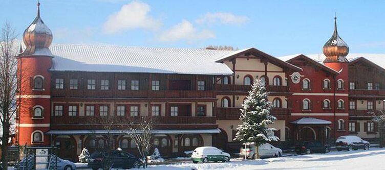 Boehmerwald Hotel Winter