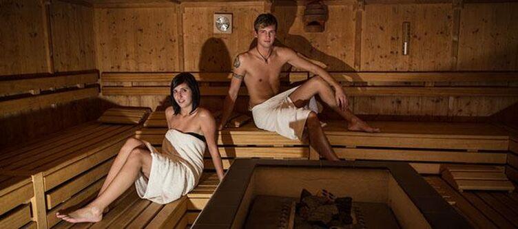 Boehmerwald Wellness Sauna