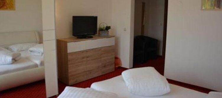 Boehmerwaldhof Zimmer Komfort Fernseher
